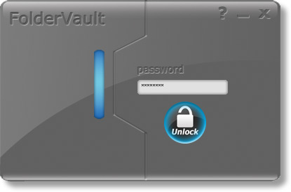 Click to view Folder Vault 2.1.3.1847 screenshot